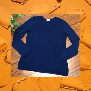 Old Navy Classic Textured Cotton Blend Sweater